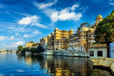 City Palace. Udaipur, India (udaipur)