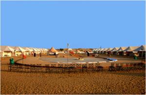 Jaisalmer-tents